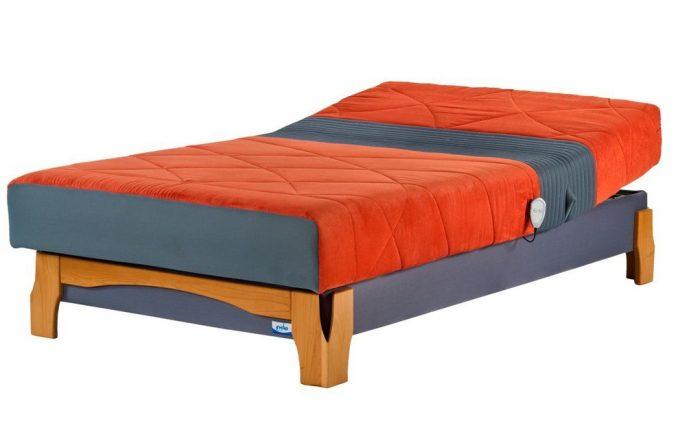 מיטת נוער דגם חוחית פולירון