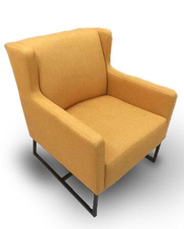 כורסא מעוצבת דגם קוקה