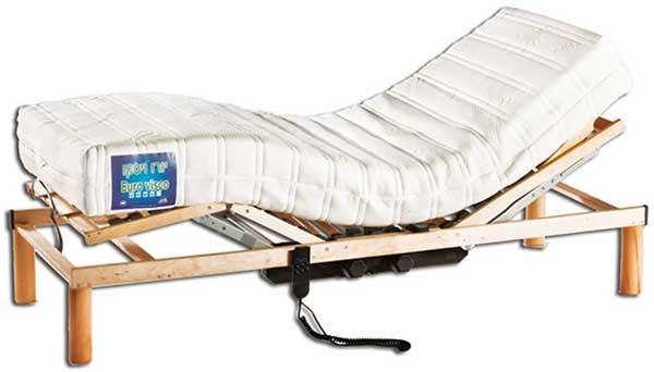 מזרון למיטה מתכווננת דגם יורו ויסקו