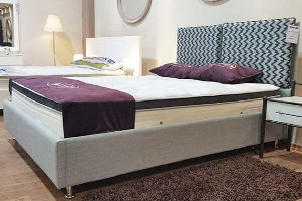 מיטה מרופדת דגם מליסה