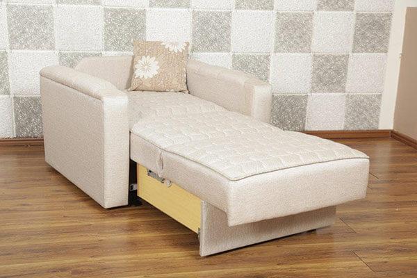 כורסא נפתחת למיטה דגם מולינה