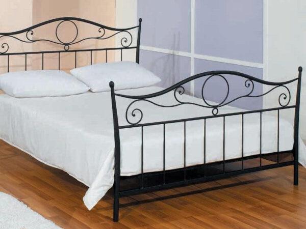 מיטת מתכת דגם S206