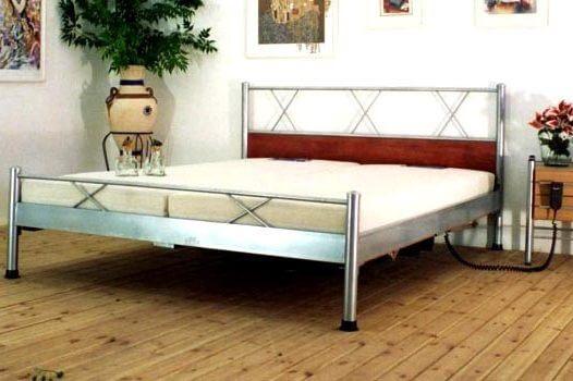 מיטת מתכת דגם B316