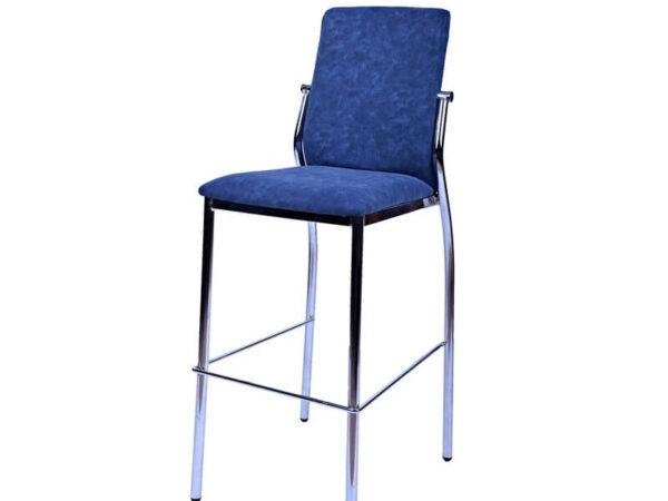 כיסא בר ממתכת דגם סחלב