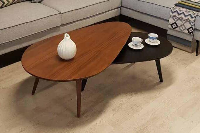 שולחן לסלון דגם פיקאסו