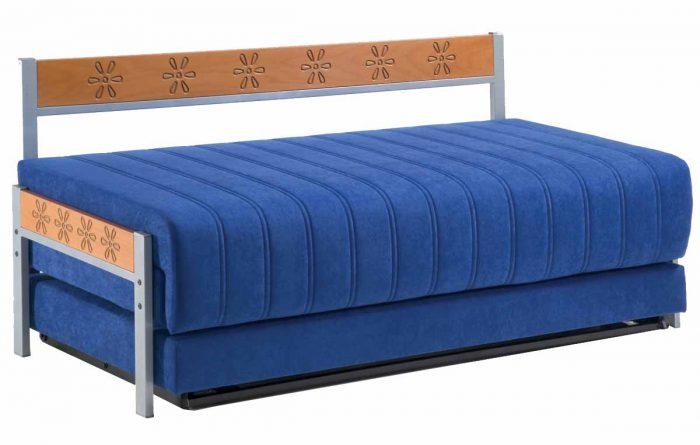 מיטת נוער דגם סימפוניה וידר