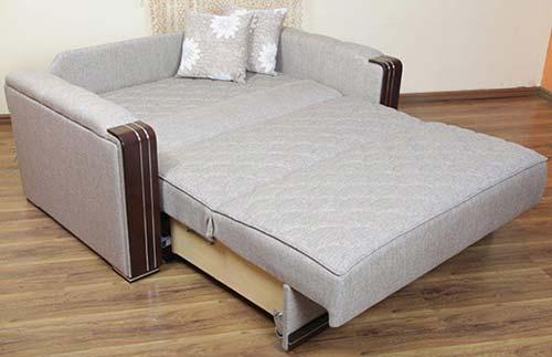 ספה נפתחת למיטה דגם אורגון-bt