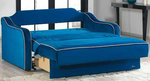 ספה נפתחת למיטה דגם ארמינה-bt