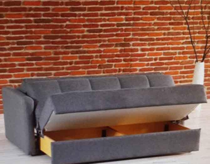 ספה נפתחת למיטה דגם סטלה-bt