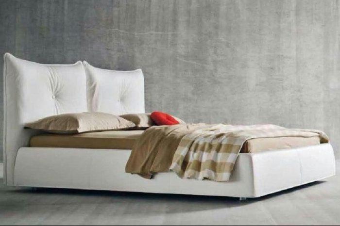 מיטה מרופדת דגם סוואנה
