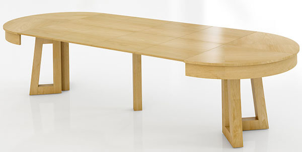 שולחן אוכל דגם רובין vs