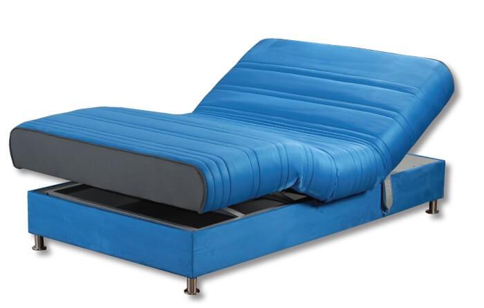 מיטת נוער דגם טורו סטייל בד