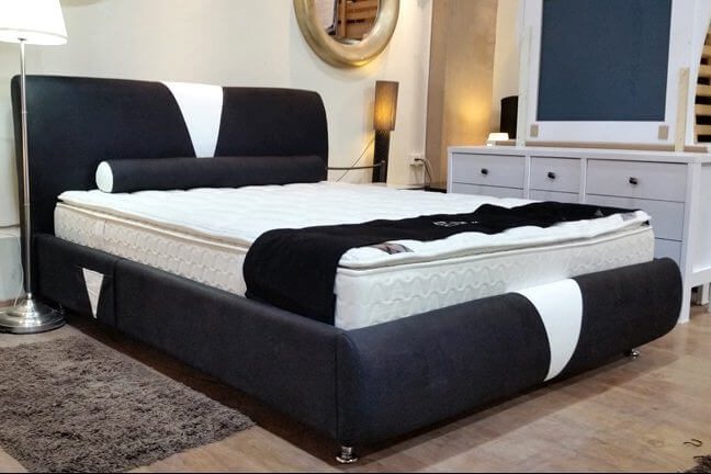 מיטה מרופדת דגם עידן