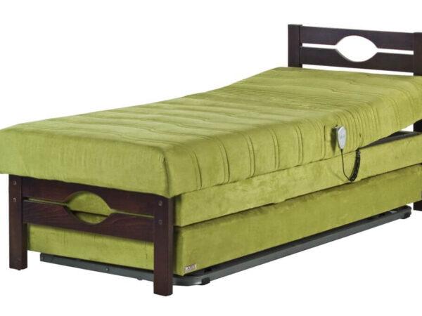 מיטת נוער דגם צלמון פולירון