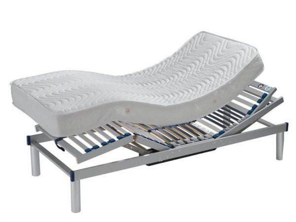 מיטה חשמלית + אייר ויסקו/ אייר לטקס פולירון