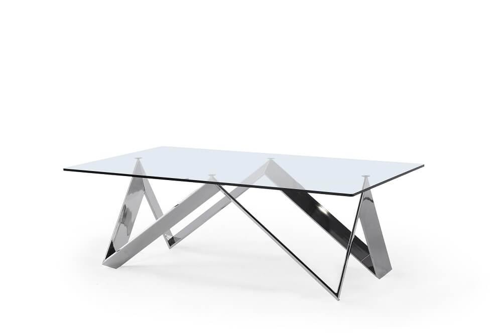 שולחן סלון זכוכית דגם 159RB
