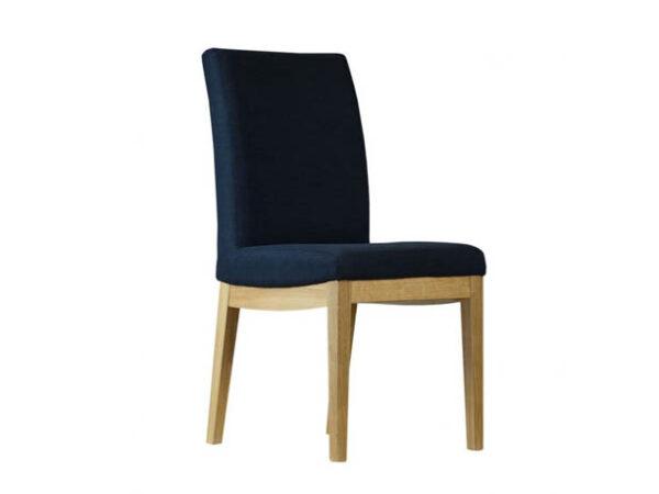 כסא מעוצב דגם אלפא רגל אלון vn