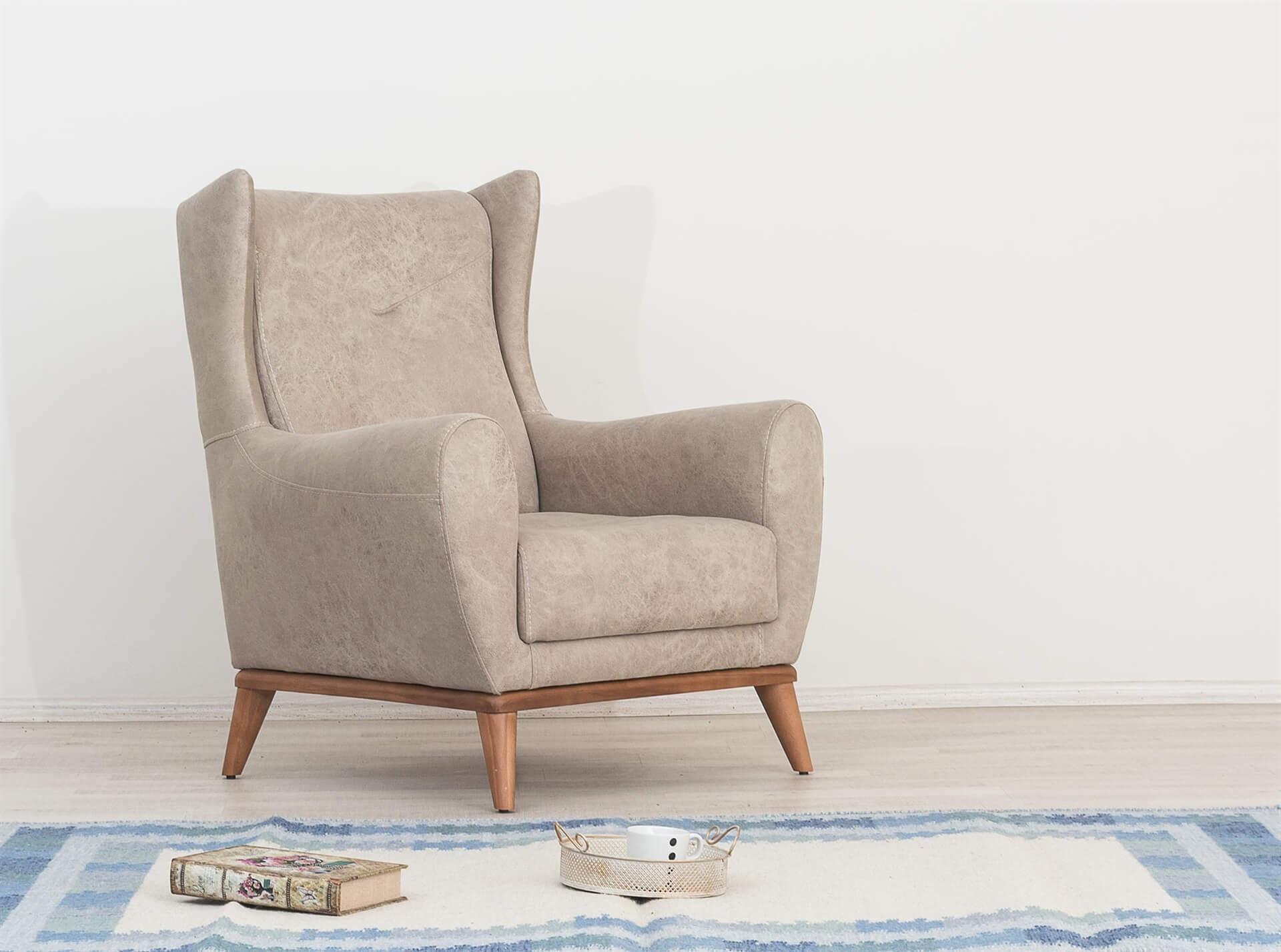 כורסא מעוצבת דגם פירמית rb