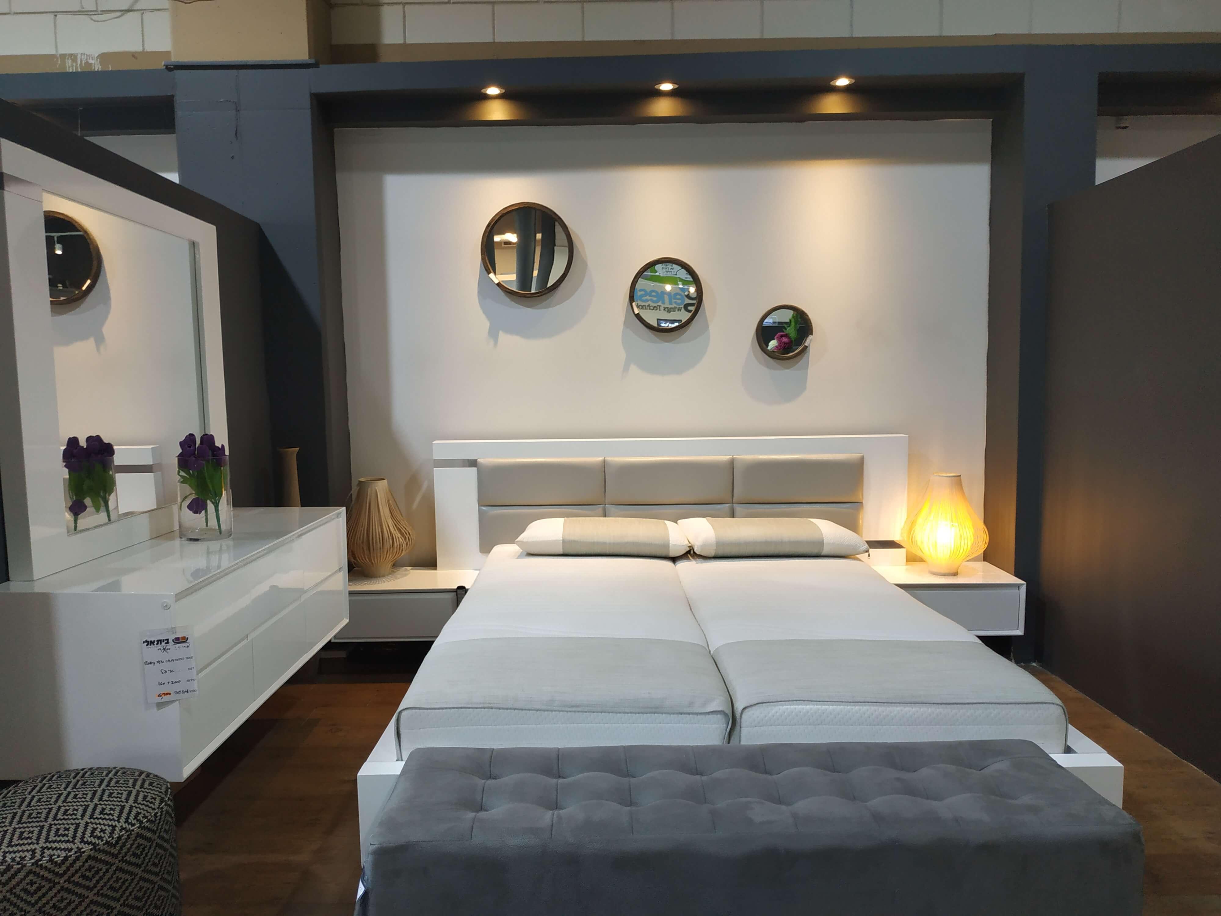 חדר שינה קומפלט אייפל