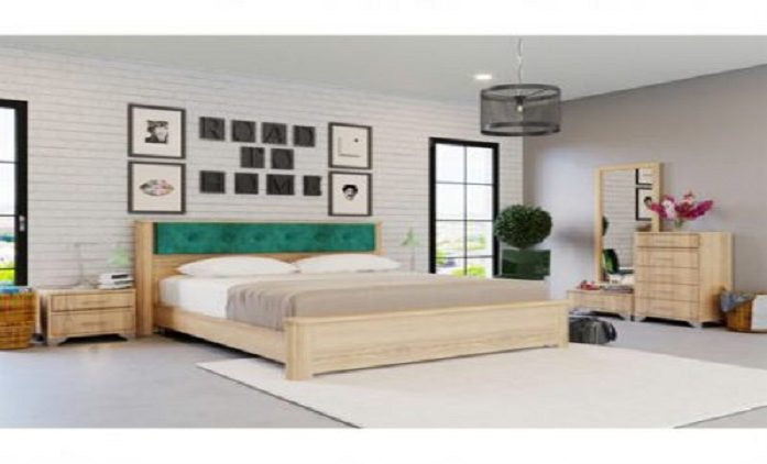 חדר שינה קומפלט מעוצב דגם ולנסיה VL