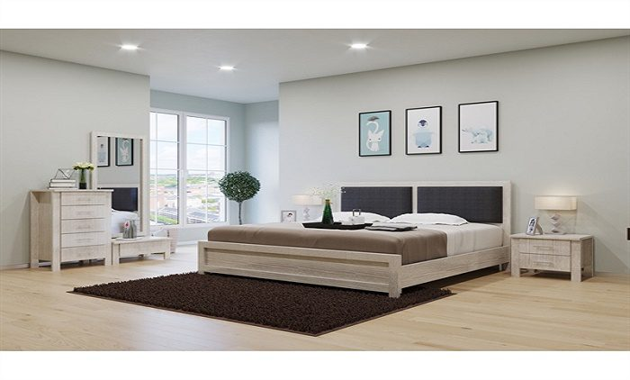 חדר שינה קומפלט מעוצב דגם ברצלונה VL