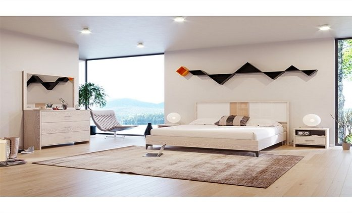 חדר שינה קומפלט דגם באלי VL