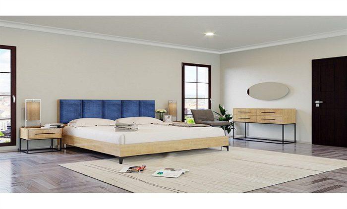חדר שינה מעוצב דגם לינדוס VL