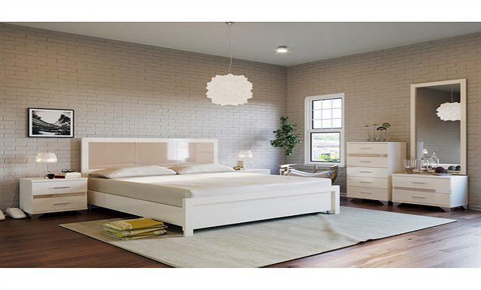 חדר שינה קומפלט דגם ניו ג'רסי VL