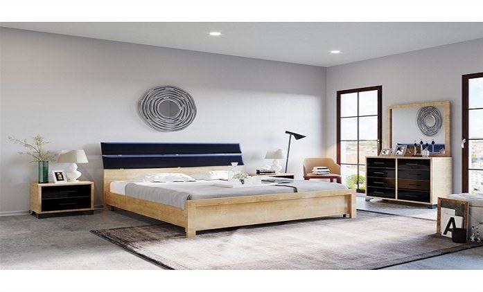 חדר שינה קומפלט דגם הרמס VL