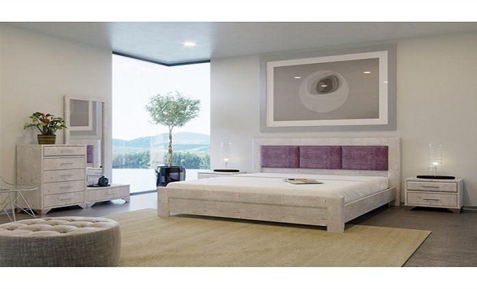 חדר שינה קומפלט מעוצב דגם ורונה VL