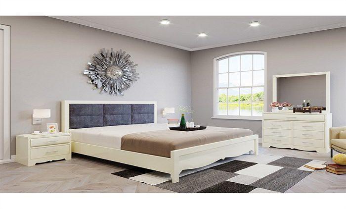 חדר שינה קומפלט מעוצב דגם טוסקנה VL