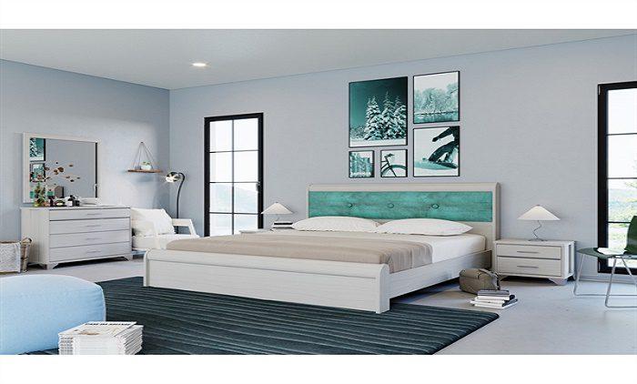 חדר שינה קומפלט מעוצב דגם טורונטו VL