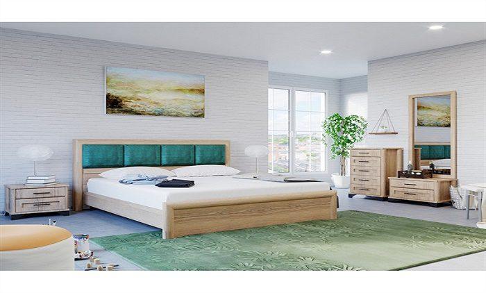 חדר שינה קומפלט מעוצב דגם טורינו VL