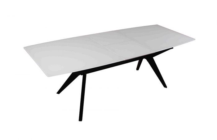 שולחן אוכל דגם גליל VS