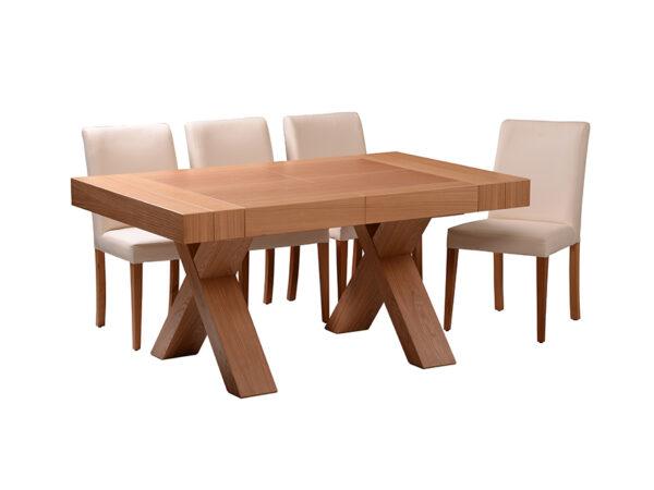 שולחן אוכל דגם הדר