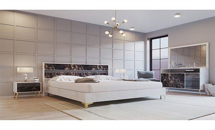 חדר שינה קומפלט דגם קוסקו VL