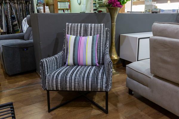 כורסא מעוצבת דגם רטרו