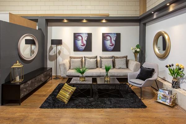 ספה מעוצבת דגם פלייר – מתצוגה 4990 שקל