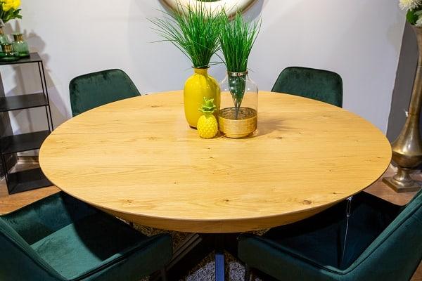 """שולחן פינת אוכל דגם """"סאן רמו"""""""