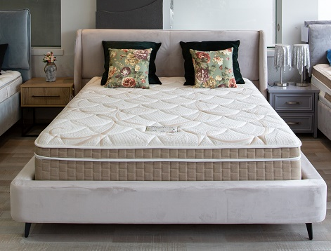 מיטה מרופדת דגם מינוטי