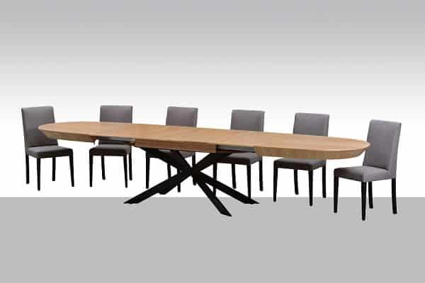 שולחן פינת אוכל דגם קורן VS