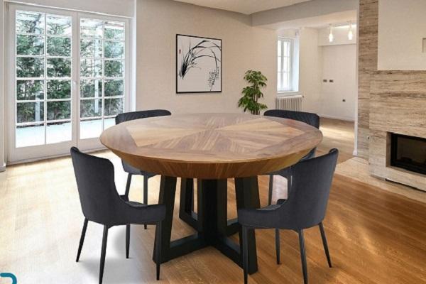 שולחן פינת אוכל דגם פלורה