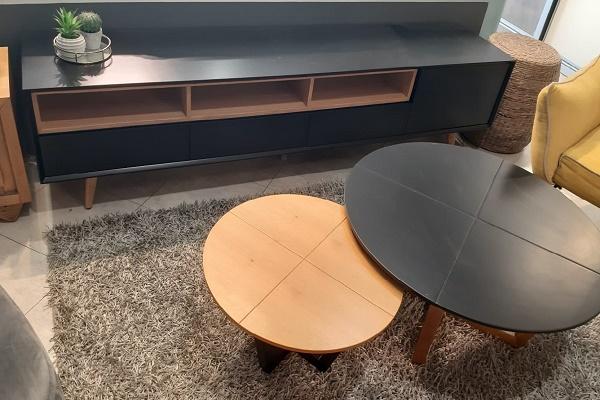מזנון + שולחן דגם בלאק