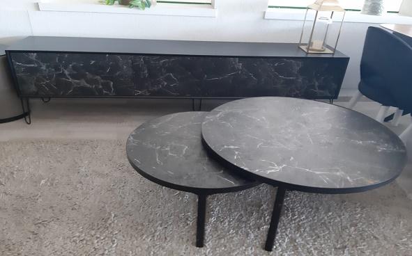 מזנון + שולחן דאלאס MA