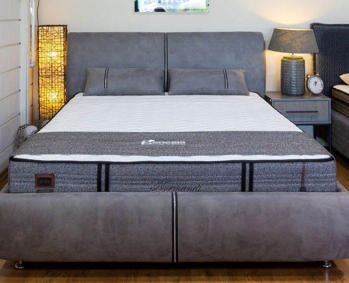 """מיטה זוגית """"רסיטל"""""""