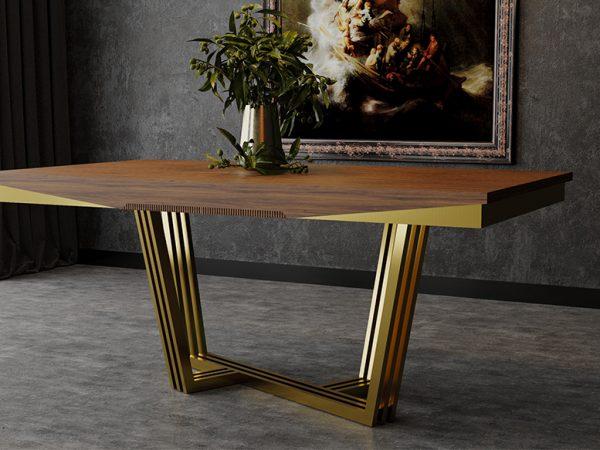 שולחן אוכל דגם אטלס VS