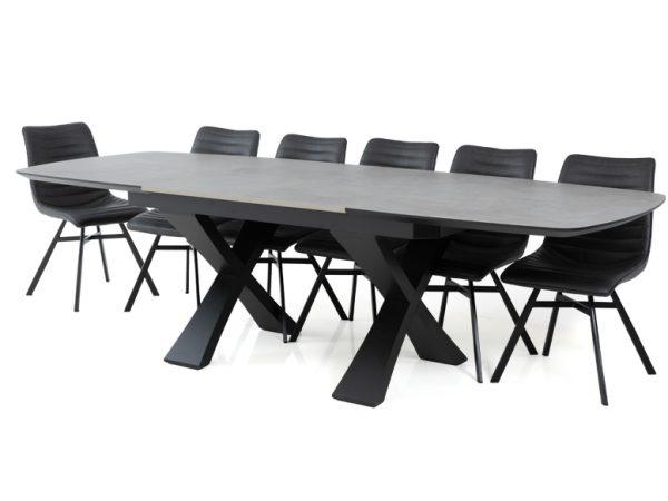 שולחן אוכל דגם פוליס VS