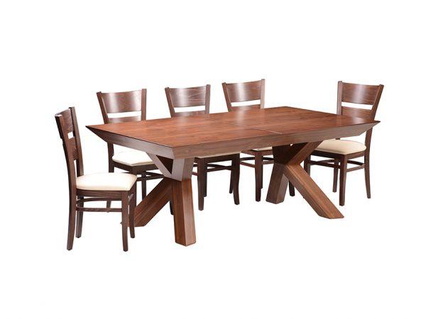 שולחן אוכל דגם תדהר VS