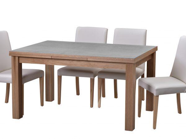 שולחן אוכל דגם מטאורה VS