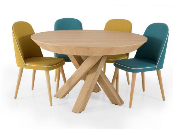 שולחן אוכל דגם דגלאס VS